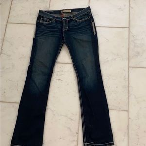 Size 28 Buckle jeans